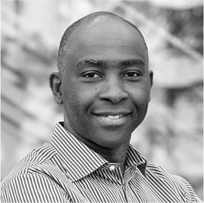 Head shot of Kunle Olokotun, Co-founder & Chief Technologist of SambaNova Systems